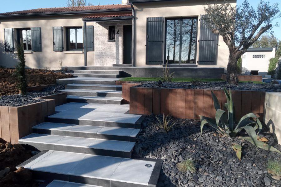 Les 5 bonnes raisons de choisir de la pierre naturelle pour sa terrasse !