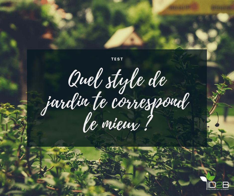 TEST : Quel style de jardin te correspond le mieux ?